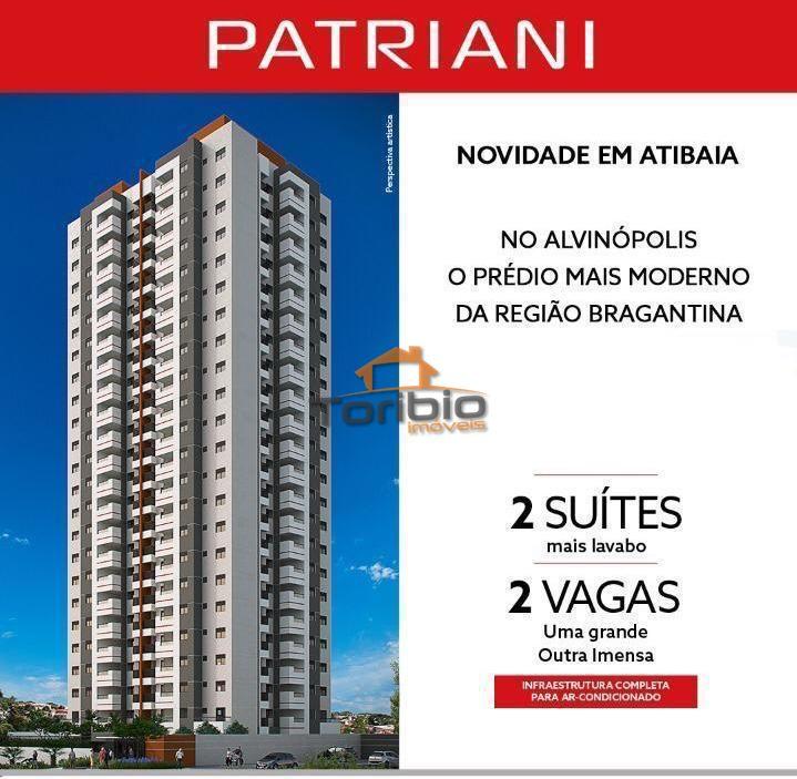 Apartamento venda Alvinópolis Atibaia