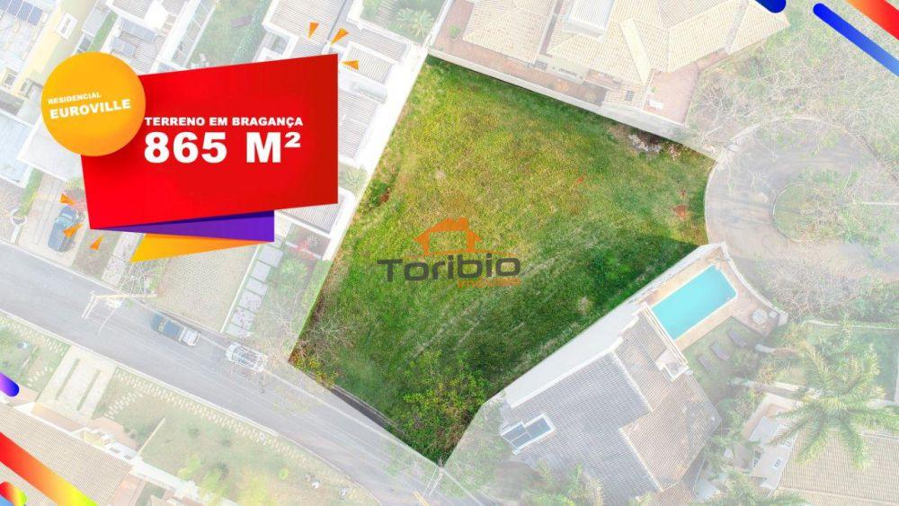 Terreno em Condomínio venda Residencial Euroville - Referência DT981